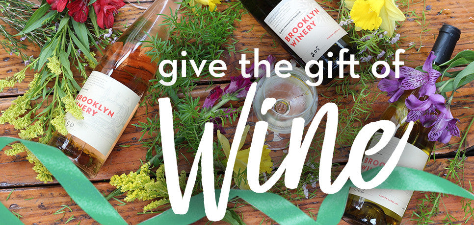 Brooklyn Winery Wine Gifts