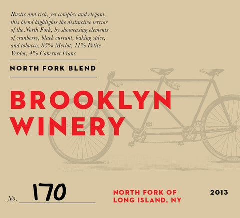 2013 North Fork Blend (375ml)