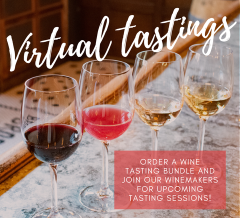 Meet the Makers Virtual Wine Tasting 4-Pack