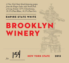 2013 Empire State White