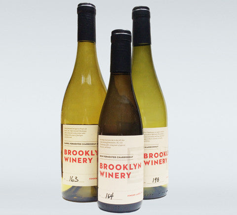 Chardonnay Three Ways