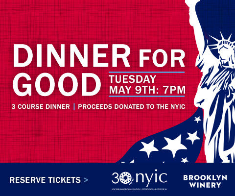 Dinner for Good: Benefiting the New York Immigration Coalition