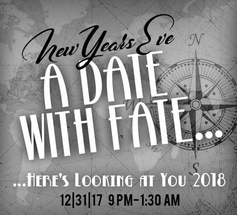 A Date with Fate: New Year's Eve in Brooklyn