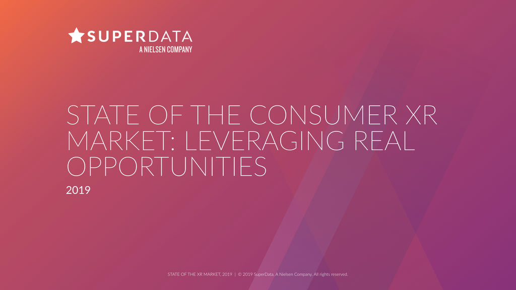 State Of The Consumer XR market: Leveraging Real Opportunities In 2019