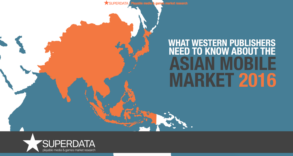 What Western Publishers Need to Know About the Asian Mobile Market 2016