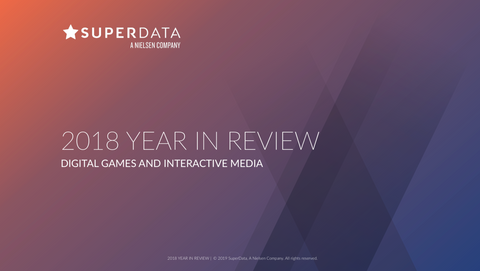 SuperData Digital Games and Interactive Media Year in Review—2018