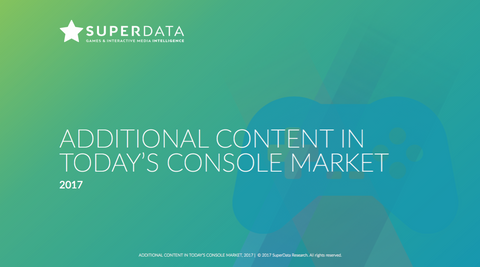 Digital Console: Additional Content in Today's Market
