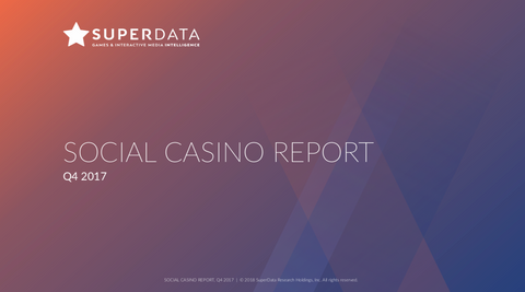 Social casino single issue 4Q 2017