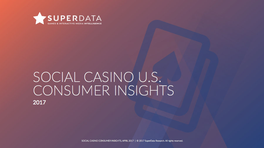 Social casino market—US player insights 2017