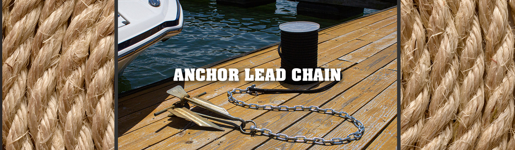 Product Feature: Anchor Lead Chain