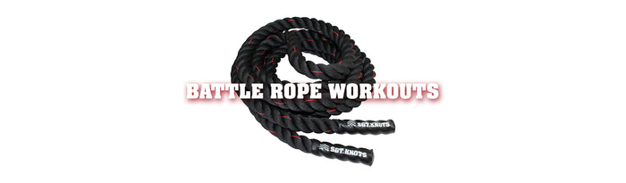 Battle Ropes Workout for MMA Fighters