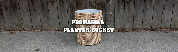 ProManila Planter Bucket