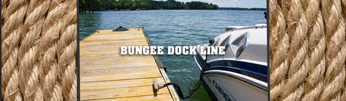 Product Feature: Bungee Dock Line (2 Pack)