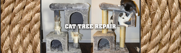 Cat Tree Repair