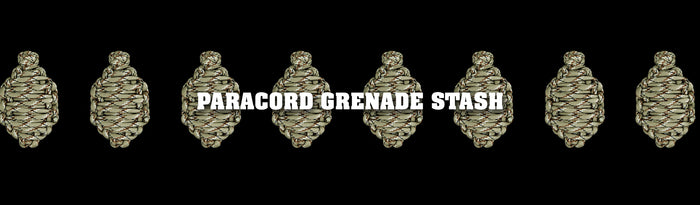How To Make A Paracord Grenade Stash & Why You Need One