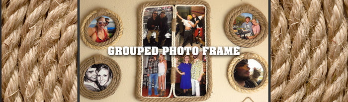 Grouped Picture Frame Tutorial