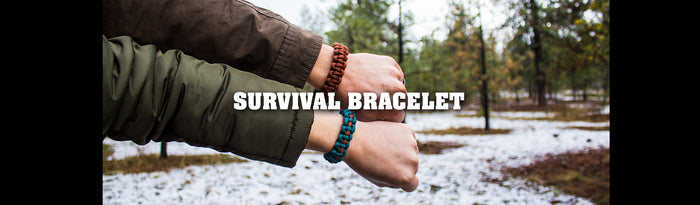 Why You Need a Paracord Survival Bracelet & How to Make One