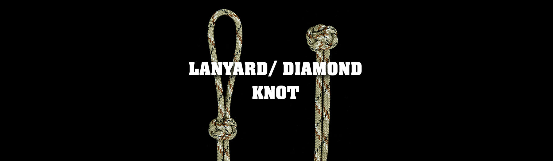 Lanyard/ Diamond Knot Tutorial
