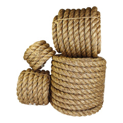 Twisted Manila Hemp Rope
