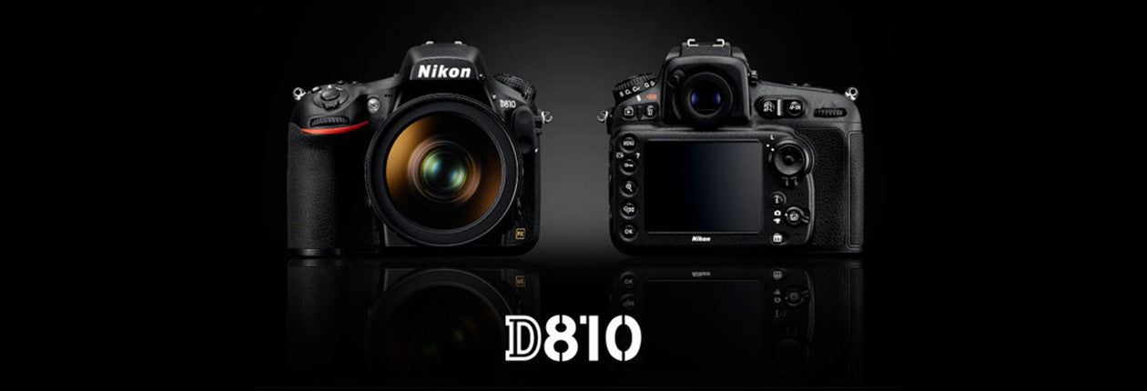 10 Exciting Features about D810 Cover