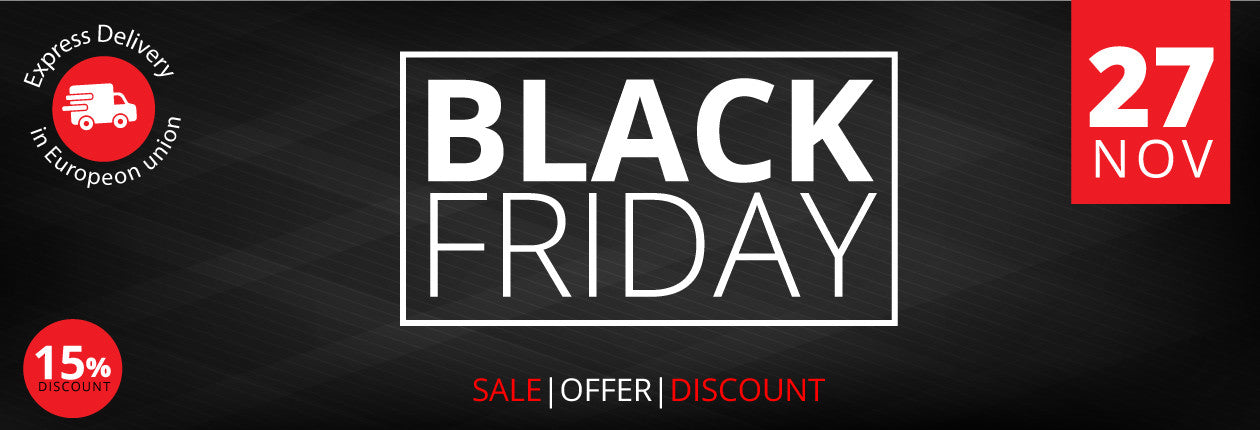 Big Sale on Black Friday Cover