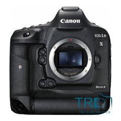 "Canon EOS-1D X Mark II DSLR 20.2MP Full-Frame CMOS 3.2"" Touchscreen Camera Body Only"