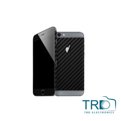 dbrand Black Carbon, Matte Black Skin Protector For iPhone 6 & IPhone6 Plus