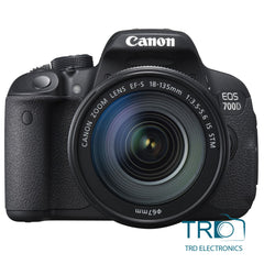 Canon EOS 700D DSLR With EF-S 18-135mm f/3.5-5.6 IS Lens