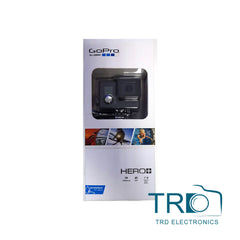 GoPro HERO+ Camera with LCD Touch Screen 8 MP Full HD 1080p
