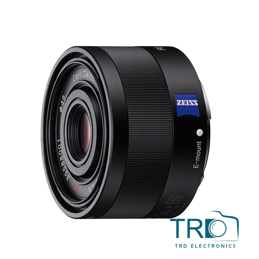 Sony Sonnar T* FE 35mm f/2.8 ZA Lens Carl Zeiss