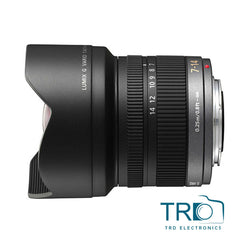 Panasonic LUMIX G VARIO 7-14mm f/4.0 ASPH Lens Black