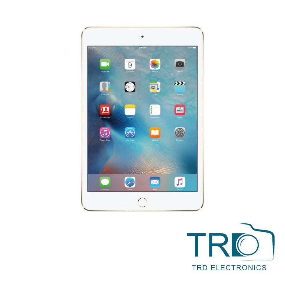 Apple 64GB iPad Mini 4 MK9J2FD/A Wi-Fi (Gold)