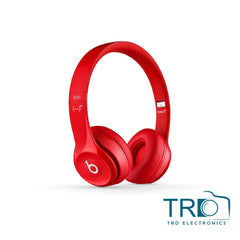 Beats by Dr. Dre Solo2 Headphones in Red