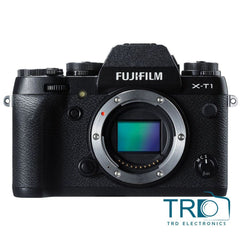 Fujifilm X-T1 Compact System Digital Camera (Body Only) - Black