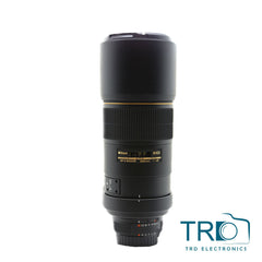 Nikon AF-S Nikkor 300mm f/4D IF-ED Lens - Black
