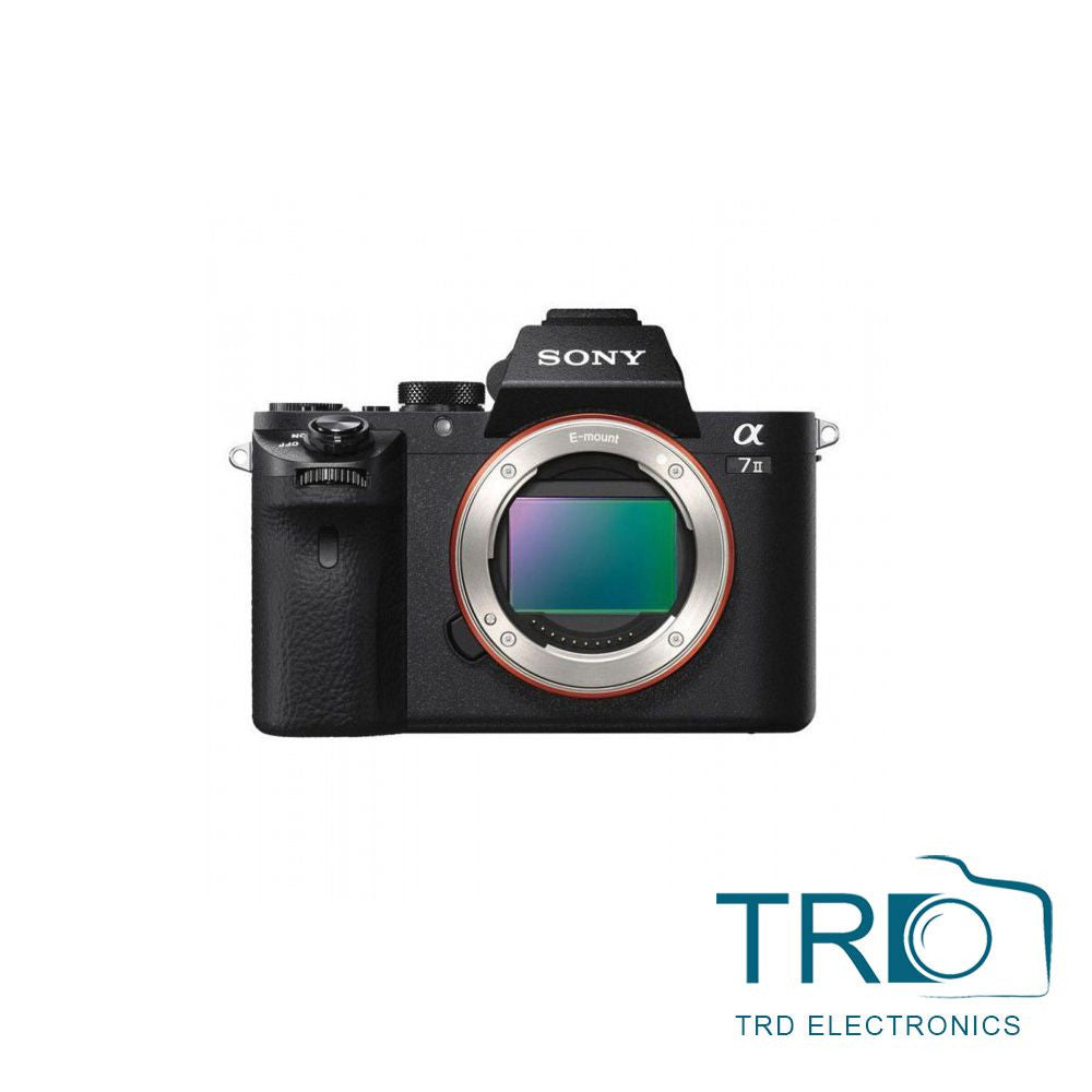 Sony Alpha A7 II 24.3MP Full-Frame Camera