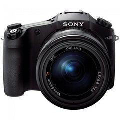 Sony DSC-RX10 Camera with 24mm Wide Lens