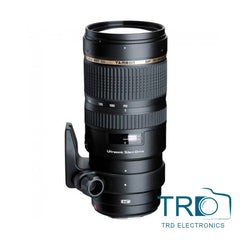 Tamron SP 70-200MM F/2.8 DI VC USD Lens For Nikon with 3 Years Warranty