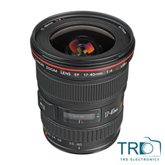 Canon EF 17-40mm f/4L USM Ultra Wide Angle Lens