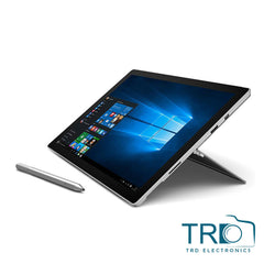 Microsoft Surface Pro 4 Tablet 128GB Silver