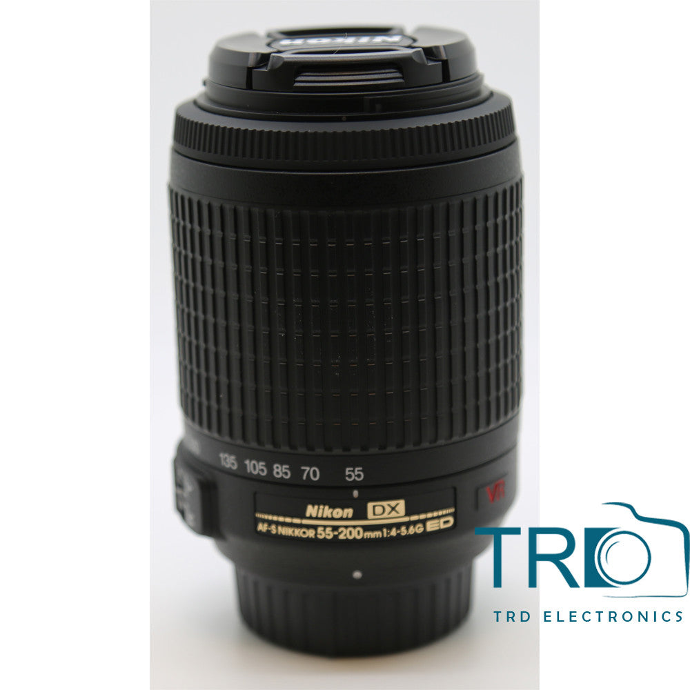 Nikon 55-200mm f/4-5.6G IF-ED Lens
