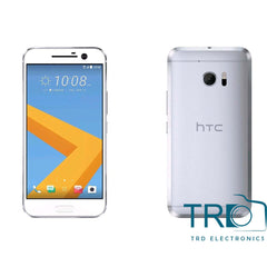 HTC 10 (M10H) 5.2-inches Display 32GB - 4GB RAM 4G-LTE Unlocked - Silver