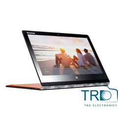"Lenovo Yoga 3 Pro 1370 Core M-5Y71 13.3"" Windows 8.1 Orange 8GB RAM - 512GB"
