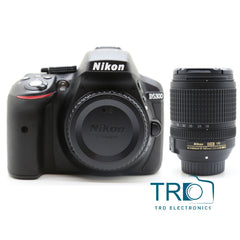 Nikon D5300 DSLR 24.2MP Camera with 18-140mm