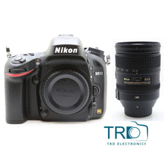Nikon D610 Digital SLR Camera With 28-300mm lens