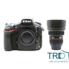 Nikon D810 With AF-S NIKKOR 14-24mm f/2.8G ED Lens
