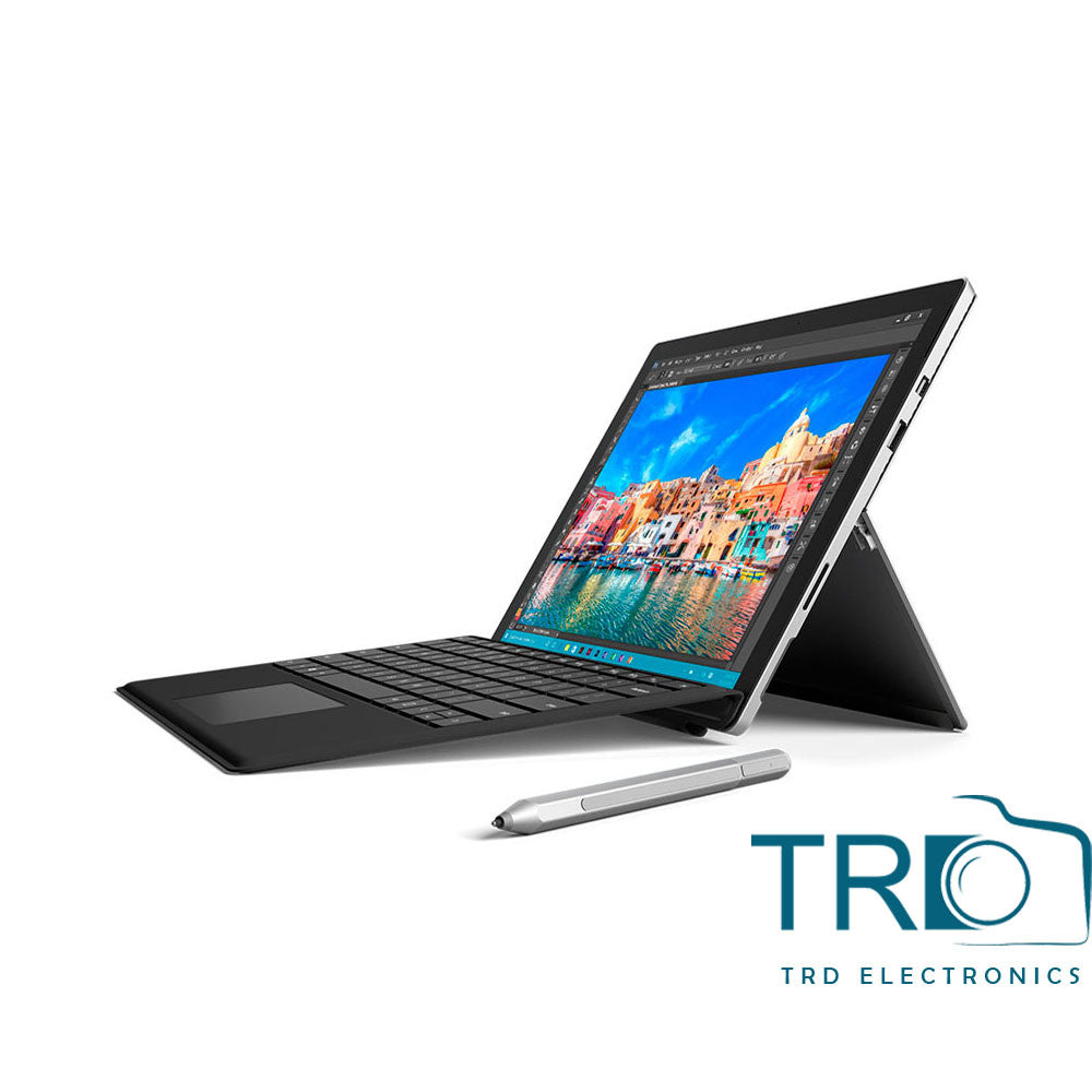 Microsoft Surface Pro 4 128GB Core i5 4GB RAM With Type Cover Black