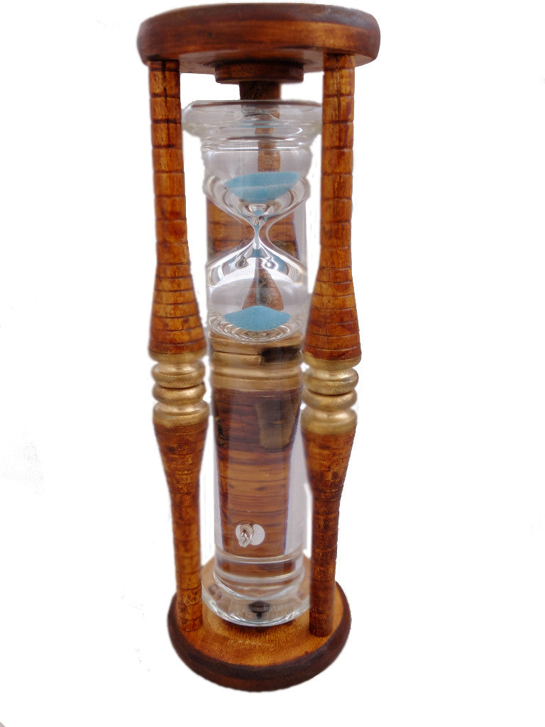 Antique Bobbin 3 minute Timer