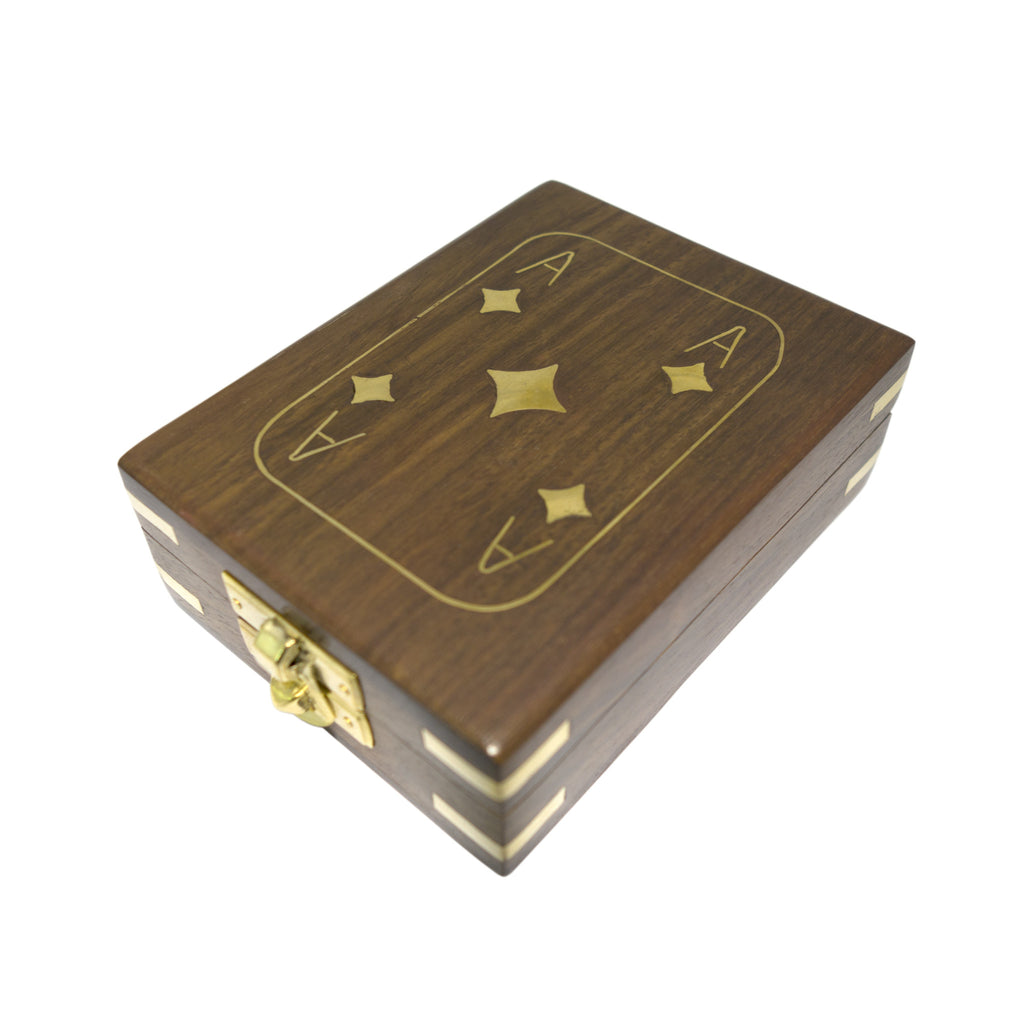 Timber-Treasures Hand Crafted Card Box