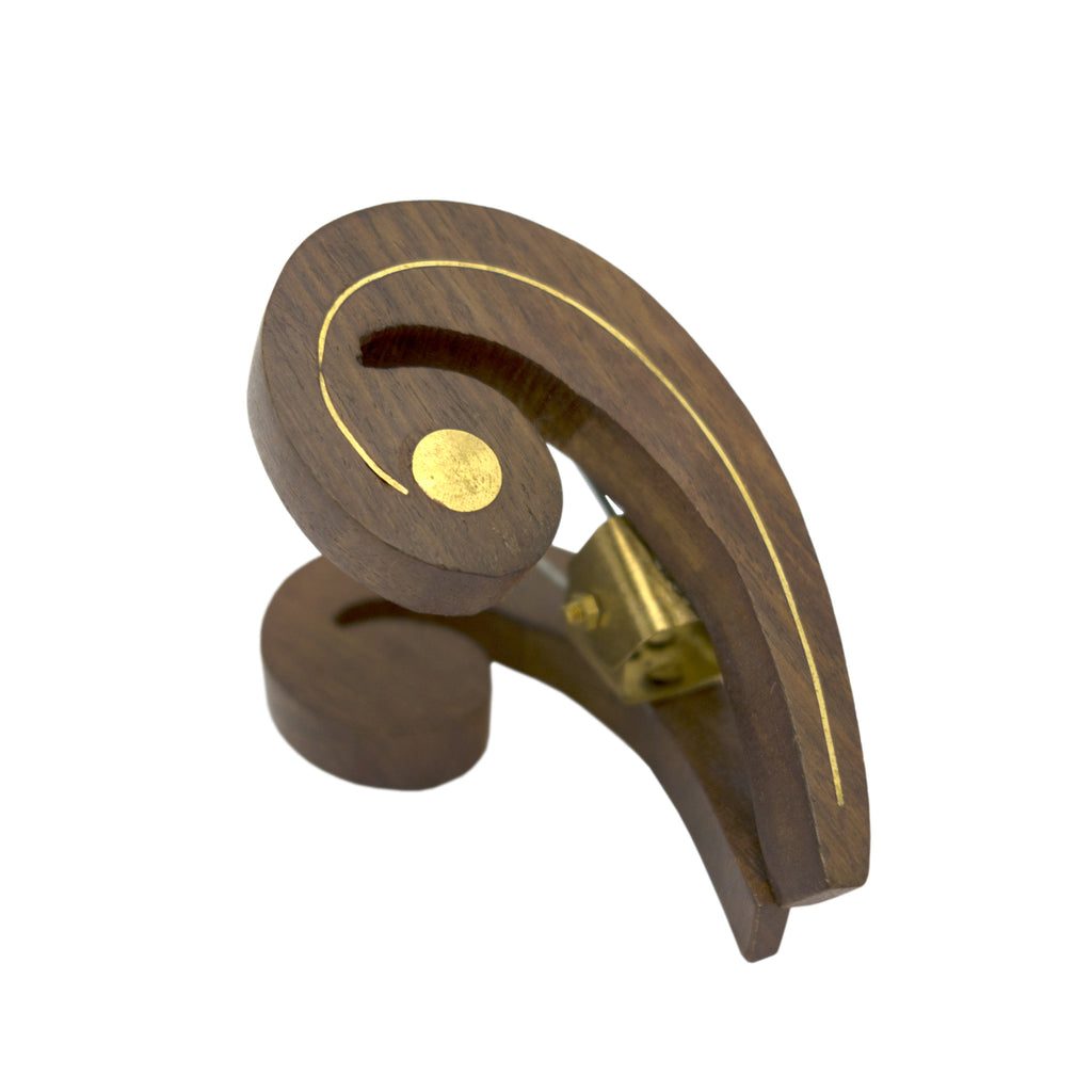 Timber-Treasures Bass Clef Music Clip
